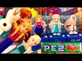 "FROZEN PEZ Candies Dispensers - Frozen ""Let It Go"" Song"