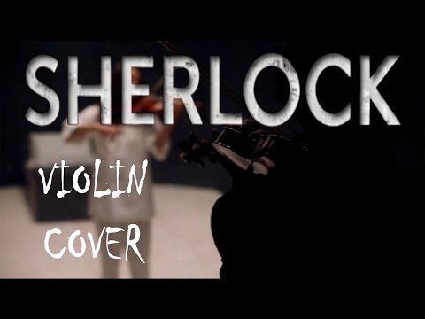 "SHERLOCK ""Who you really are"" VIOLIN COVER 