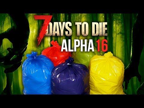 ONE MAN'S TRASH ★ 7 Days To Die (Alpha 16, Ep.8)