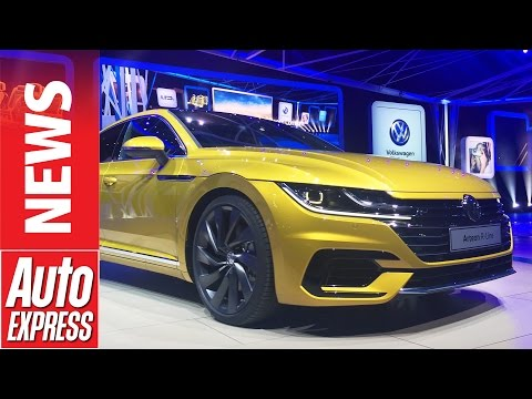 Volkswagen Arteon unveiled: a VW to battle Mercedes and BMW