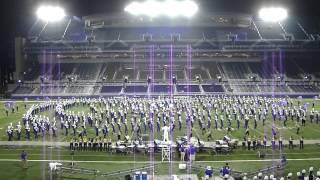 JMU Marching Royal Dukes - Mambo - Postgame 9/1/12