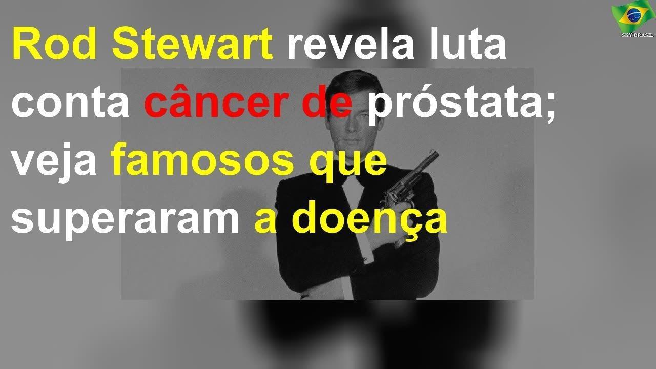 actores con cancer de prostata