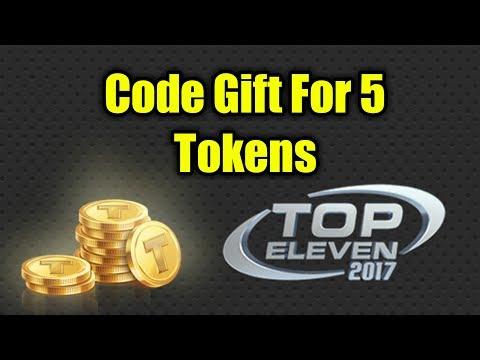 Code Gift For 5 Tokens