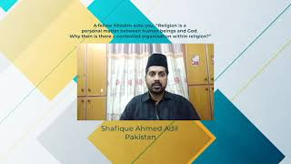 Shafique Ahmad | Face2Face Series 3 | Round 1