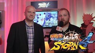 Naruto Shippuden: Ultimate Ninja Storm 4 - E3 2015 Interview