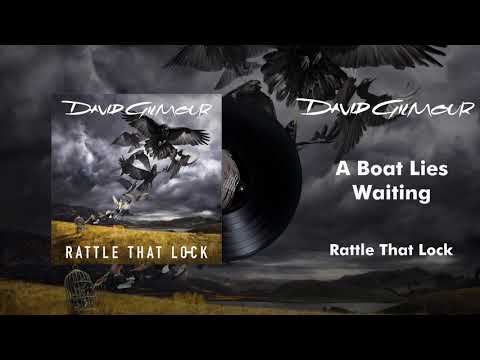 David Gilmour - A Boat Lies Waiting (Official Audio)