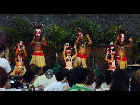 MAGICAL DAY ON MAUI - MAUI MARRIOTT KAANAPALI LUAU SHOW