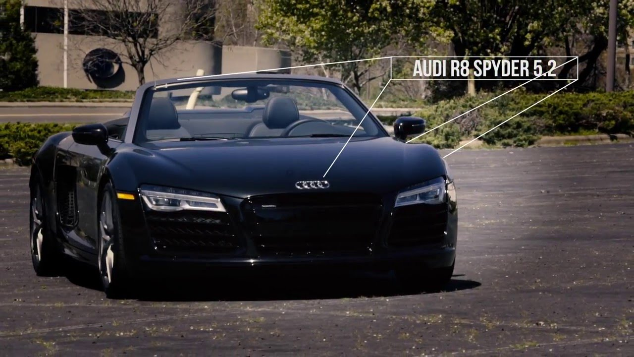 Is Audi A Foreign Car >> In Depth Audi R8 5 2 Spyder Maserati Charlotte Foreign Cars Italia