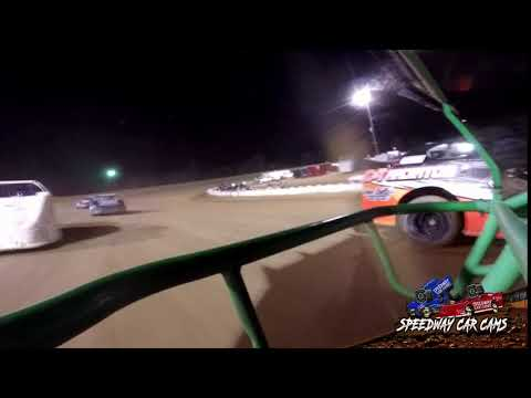 ride my tire - 9-22-19 East Alabama Motor Speedway - In-Car Camera