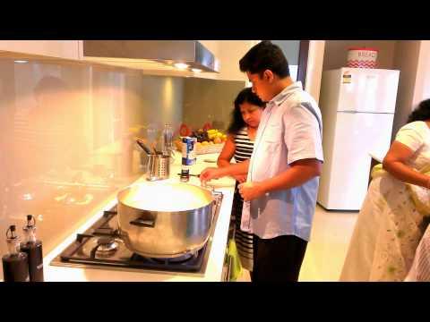 New house-02-03-2014- gayani akka and deshapriya ayya