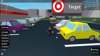 Roblox//Retail tycoon//Part 2//Target?