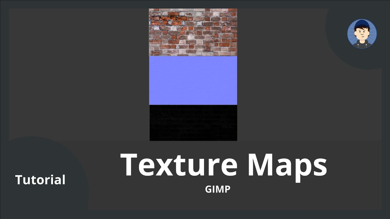 Making Texture Maps | Blender 2.8/GIMP 2.10 Tutorial – Olde ... on maya normal map, houdini normal map, chrome normal map, opengl normal map, blender normal map, photoshop normal map, poser normal map, linux normal map,