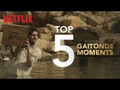 Download Top 5 Ganesh Gaitonde Moments   Nawazuddin Siddiqui   Sacred Games   Netflix