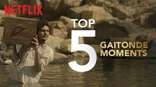 Top 5 Nawazuddin Siddiqui Moments | Sacred Games | Netflix