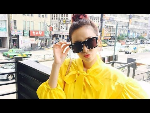 SANDARA PARK SEEN IN TOKYO FOR LET'S EAT DINNER TOGETHER 170703