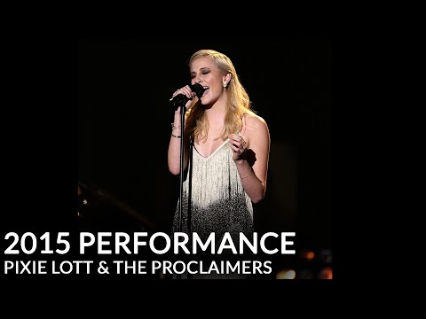 I'm Gonna Be - Pixie Lott & The Proclaimers // Live at the NTAs