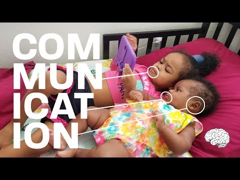 How To Communicate With Babies and Toddlers