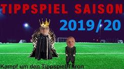 Bundesliga 2019/20 Tippspiel [13. Spieltag]