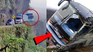 Araba Sürmeye Korkacağınız Dünyanın En Tehlikeli 8