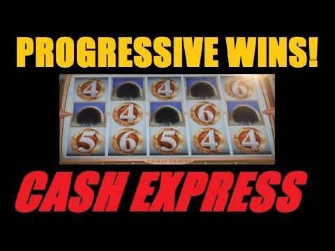 express gold class slot machine