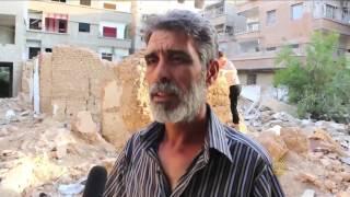 الذكرى الثالثة لمجزرة السلاح الكيميائي بغوطة دمشق