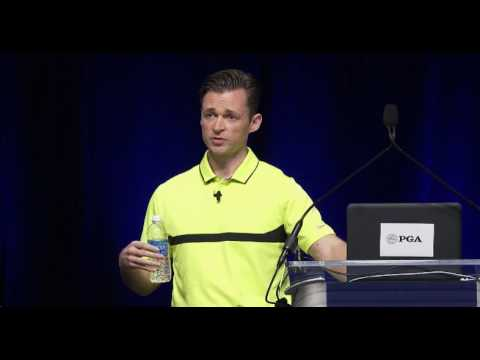 James Ridyard Wedge Presentation At The 2015 PGA Teaching And Coaching Summit