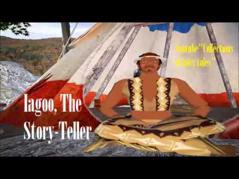 Iagoo, The Story Teller — William Trowbridge LARNED and Henry R. SCHOOLCRAFT
