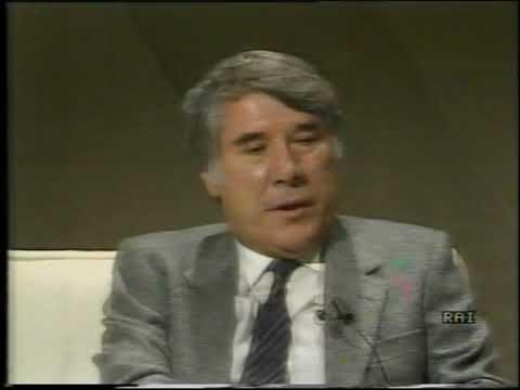 Filmato rarissimo! 1986 intervista a Omar Sivori sul suo arrivo a Napoli