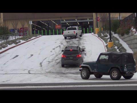 Portland Snow Storm, Jan 3, 2016