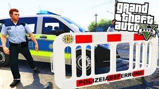 GTA 5 POLIZEI MOD - Auf Streife + Kontrollen - Deutsch - Grand Theft Auto V LSPDFR