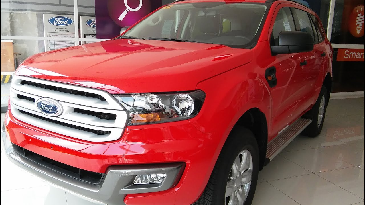 2016 ford everest ambiente at 2 2l 4x2 quick look philippines youtube