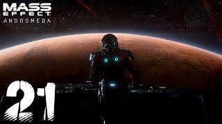 Mass Effect Andromeda. Прохождение. Часть 21 (Коммуникатор кеттов)