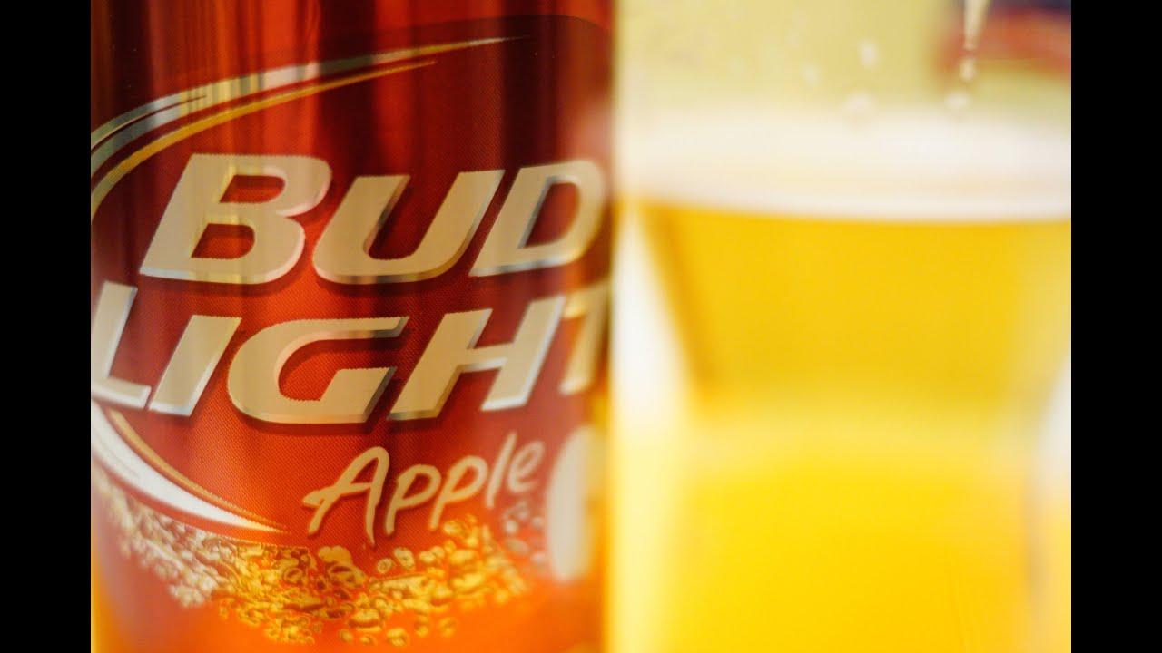 Bud Light Apple   #751   Maxwell Starru0027s Beer Review