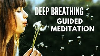 Deep Breathing Guided Meditation Exercises   For Energy & Anxiety