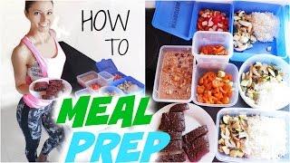 Einfach Essen Vorkochen | 3 Tage in 30 Minuten
