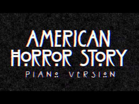 American Horror Story Main Theme | Piano Version
