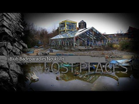 LOST PLACES | Blub Badeparadies Britz Neukölln Berlin