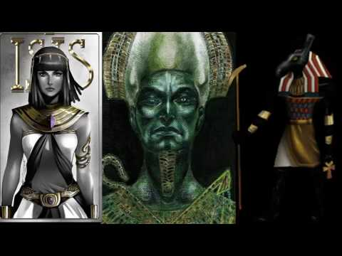 The Tomb of Osiris