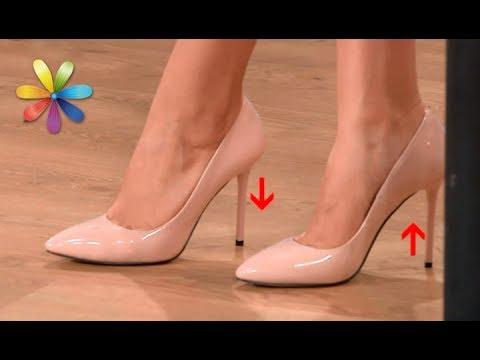 Как измерять каблук