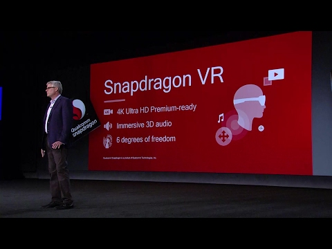 CES 2017 Qualcomm Keynote: A Vision for Our 5G Future