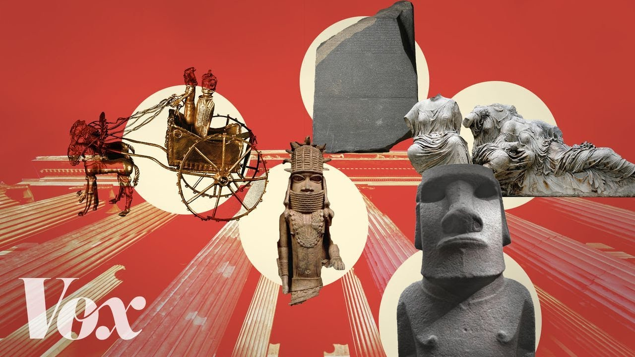 The British Museum is full of stolen artifacts