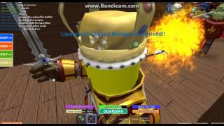 ROBLOX Field Of Battle : All Bosses