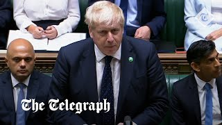 video: Rebellion ends in whimper as only 10 Tories vote against Boris Johnson's 'un-Conservative' tax rise
