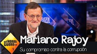 Mariano Rajoy, sobre corrupción: