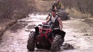 Onion Lake Quad Rally 2017 - Team Ballz Deep
