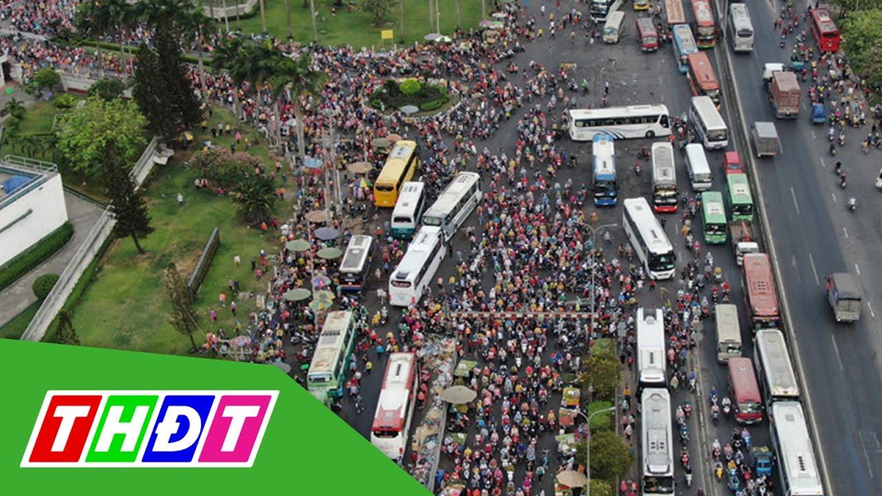Công ty Pouyuen Việt Nam ngừng hoạt động 2 ngày | THDT