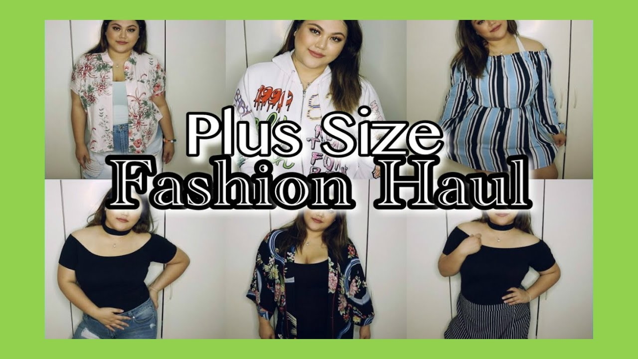 PLUS SIZE FASHION HAUL | Forever 21 plus | Teena's Closet