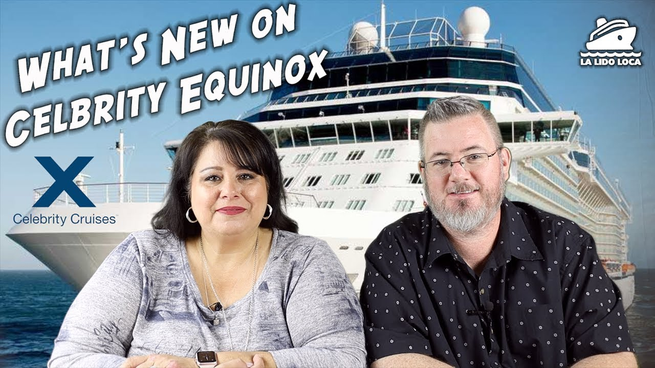 What U0026 39 S New On The Celebrity Equinox