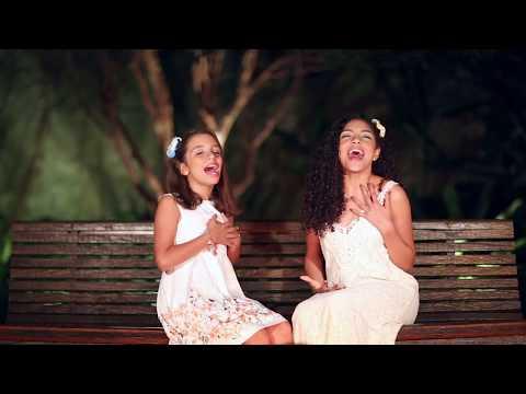 SABER QUEM SOU (MOANA) - cover por Valentina Oliveira e Any Gabrielly dubladora oficial da Moana
