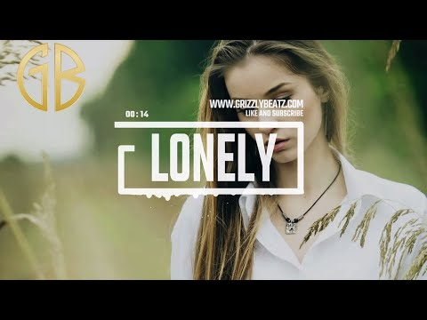 """[Sad] Hip Hop Beat """"Lonely""""  Emotional Rap Type Instrumental Royalty Free   Lease Exclusive #beats"""